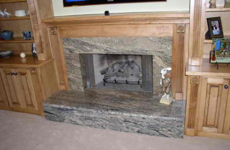 Fireplaces and Miscellaneous