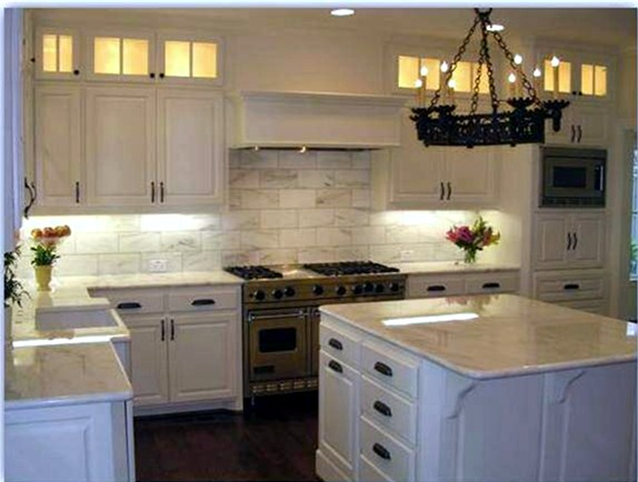 Marble Countertops and Slabs Kitchen Design in Metro Atlanta and Atlanta