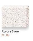 Aurora-Snow in Atlanta Georgia