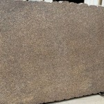 Giallo Vicenza Leathered Granite Countertop