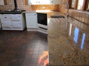 cream countertops granite traditional htm polar kitchen duron shell photo white