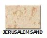 Jerusalem-Sand in Atlanta Georgia