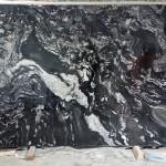 Magma Black Granite Countertop Atlanta