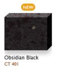 Obsidian-Black in Atlanta Georgia