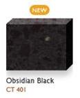Obsidian-Black in Atlanta Georgia