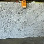Snow Flakes Granite Countertop