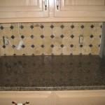 Granite Countertop, Modern Backsplash Tiles