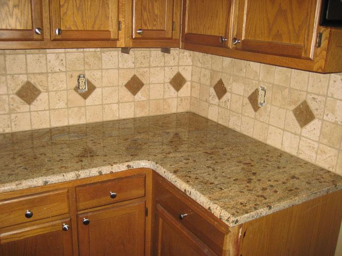 Merveilleux Marble Kitchen Backsplash Design