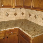Marble Kitchen Backsplash Design