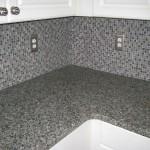 Mural Ceramic TIle Kitchen Backsplash Design