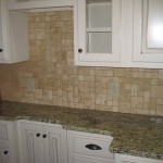 Granite Countertop, Stunning Kitchen Backsplash Design