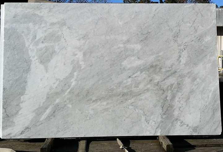White Carrara Marble Fayetteville Granite Countertop Warehouse