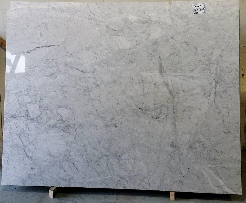 White Carrara Fayetteville Granite Countertop Warehouse