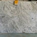 White Fantasy Granite Countertop
