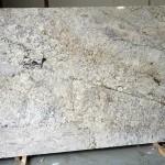 White Spring Granite Countertop