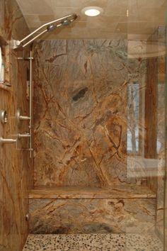 Granite Shower in Atlanta, Granite Countertop