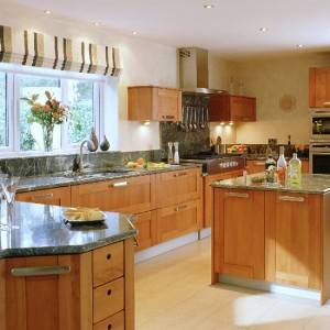 Green Granite Countertops Kitchen Designs In Atlanta, North Georgia