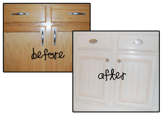 How To Update Cabinets