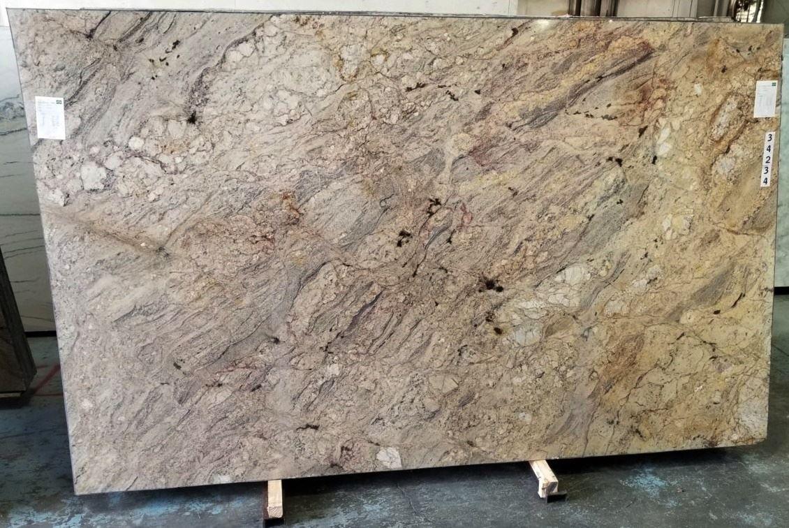 Sienna Bordeaux Fayetteville Granite