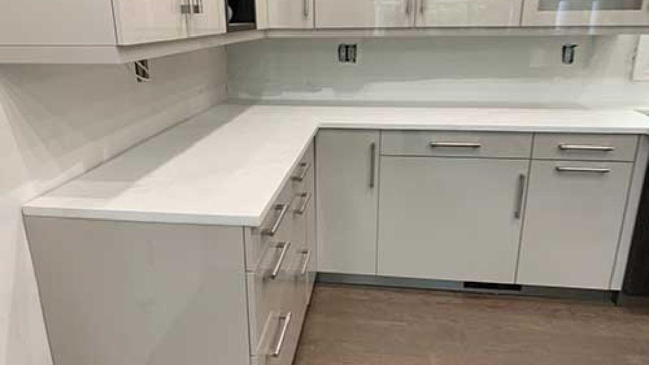 - Project Profile: Eternal Calacatta Gold - Fayetteville Granite